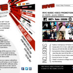 rive music video promotion