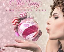 """Alex Young """"Christmas Kiss"""""""