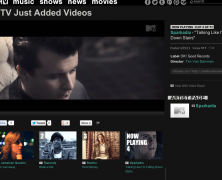 Sparkadia Added to MTV.com!!