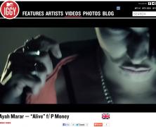 Ayah Marar Featured on MTV Iggy and MTV.com