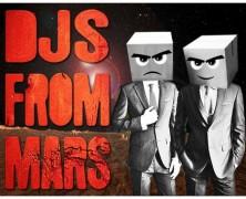 Dj's From Mars