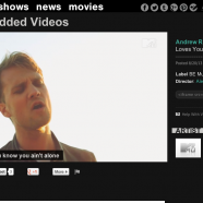 Andrew Ripp on MTV.com!