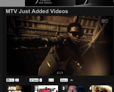 RH3 Added to MTV.com!