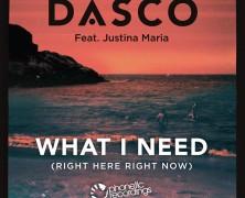 DASCO ft Justina Maria