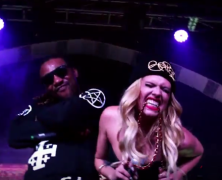 "Frenchie ft Chanel West Coast ""Project X"" official music video"