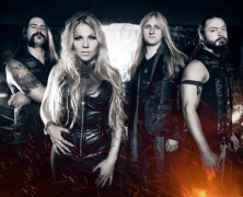 "Kobra and The Lotus ""Light Me Up"""